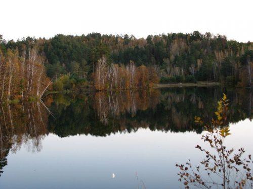 Гольянье озеро