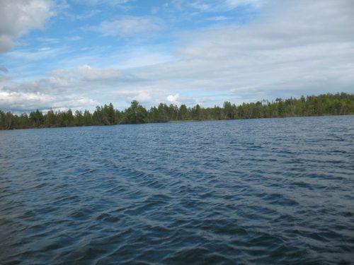 Грюновское озеро