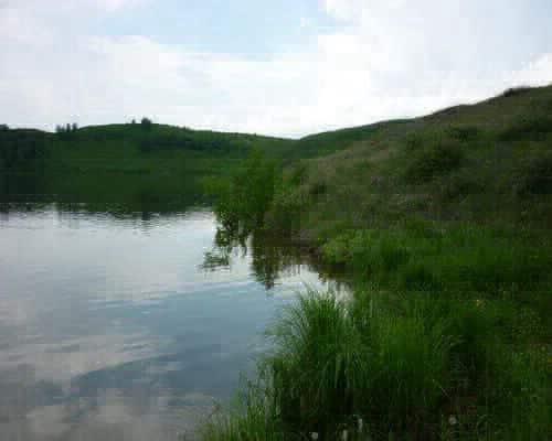 Гурьевское водохранилище