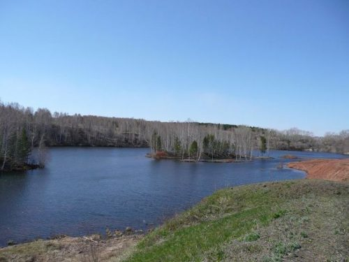 Хасан озеро