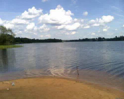 Озеро Хомутиное