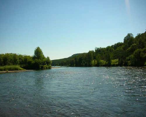 рыбалка на реке ича камчатский край