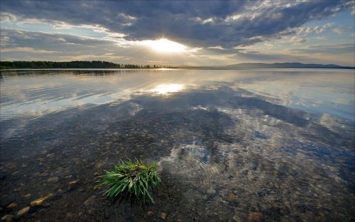 Иртяш озеро