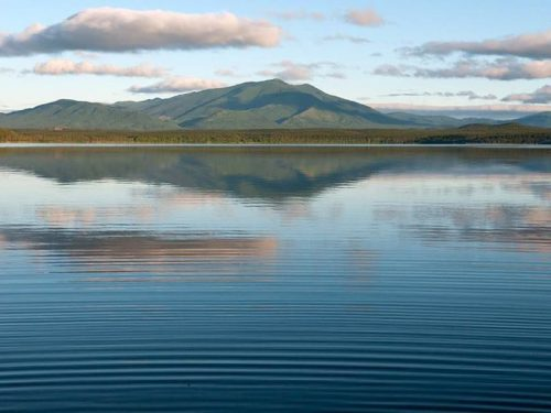 Изменчивое озеро