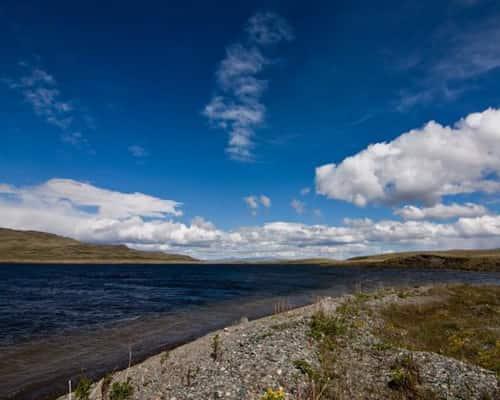 Озеро Кальджин-Коль-Бас