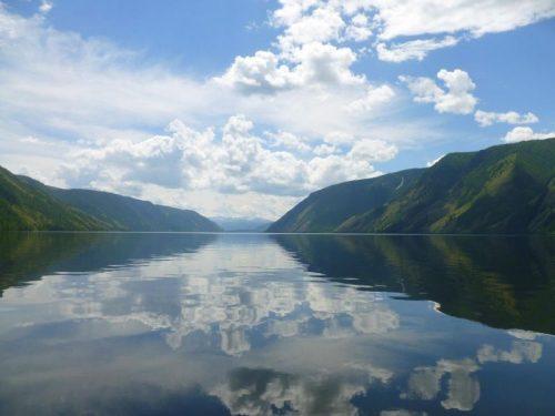 Кара-Холь озеро