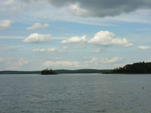 Большой Кисегач озеро