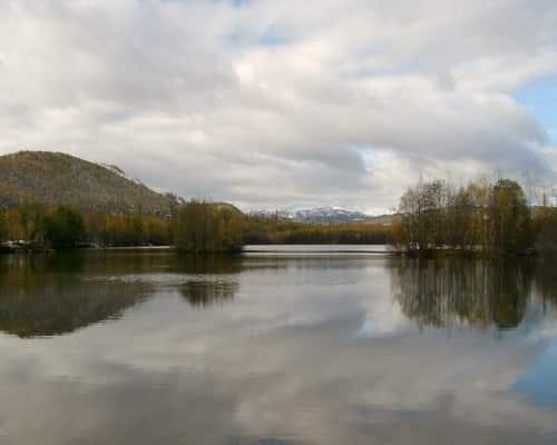 Озеро Кизи