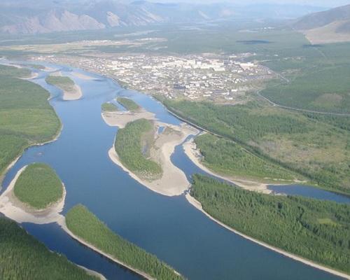 Колымское водохранилище