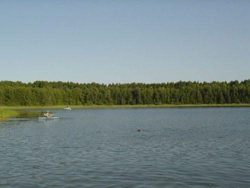 Линёво озеро