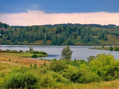 Листвянское водохранилище