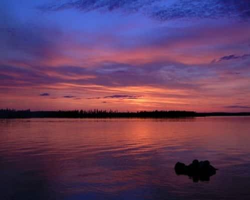 Малое Морское озеро