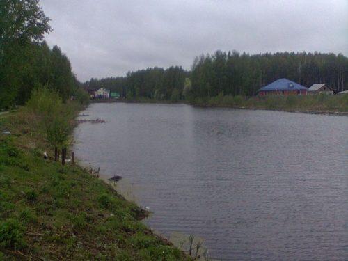 Мавлюкеевское озеро