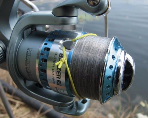 Выбор лески для рыбалки