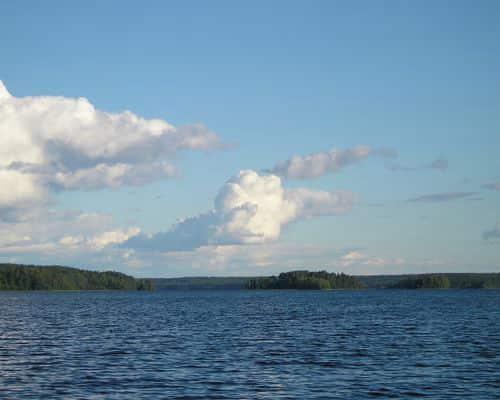 Огорон озеро