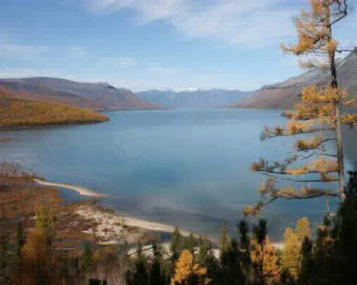 Орон озеро