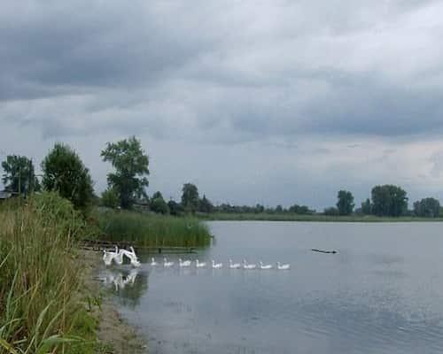 Озеро Ожогино