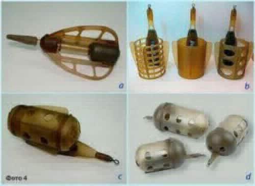 Фидерные кормушки - типы и изготовление своими руками