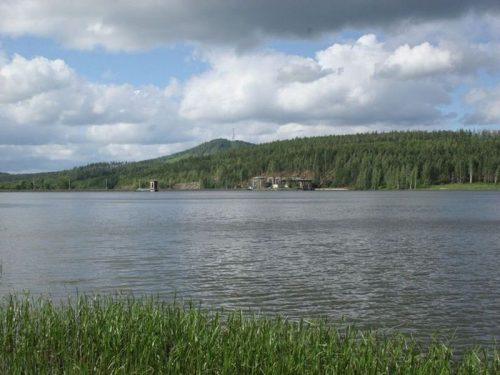 Рефтинское водохранилище