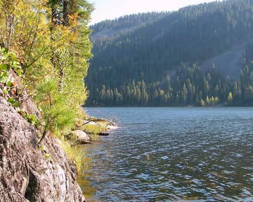 Садринское озеро