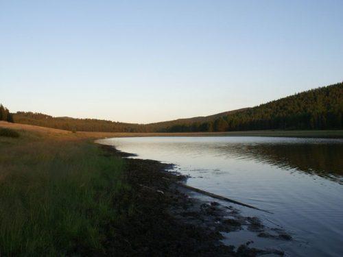Озеро Шара-Нур