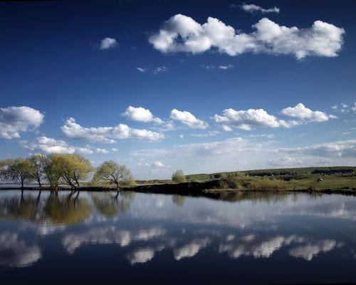 Шершнёвское водохранилище