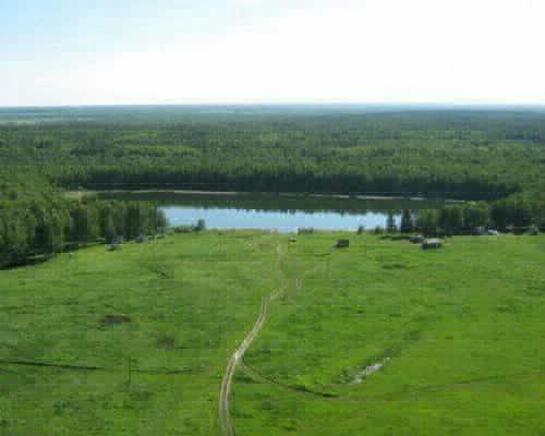 Щучье озеро (Омская область)