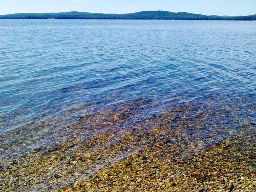 Синара озеро
