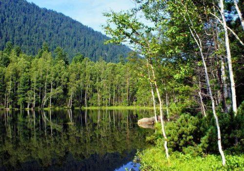 Сказка озеро
