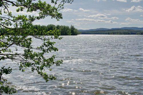 Сунгуль озеро
