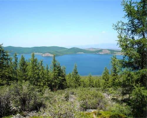 Сут-Холь озеро