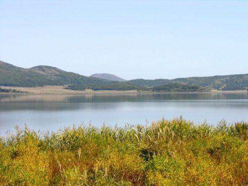 Тальми озеро