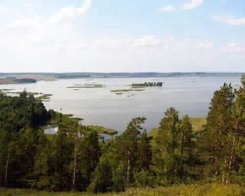 Танай озеро