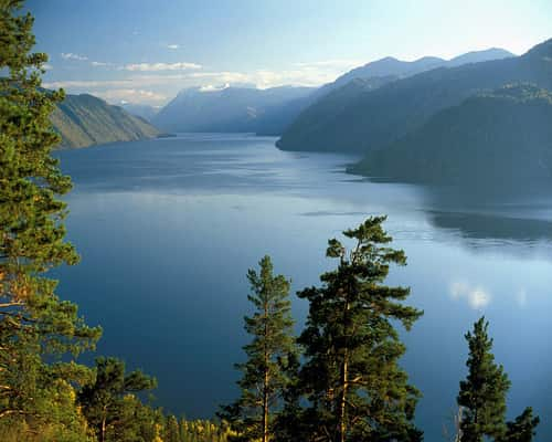 Телецкое озеро
