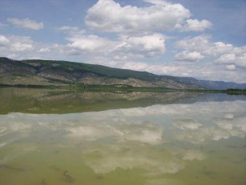 Тере-Холь озеро