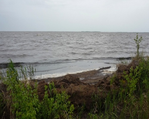 Озеро Тету-Мамонтотяй