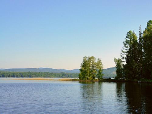 Тоджа озеро
