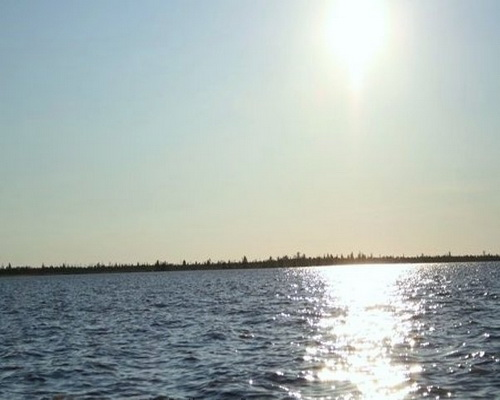 Озеро Тормэмтор