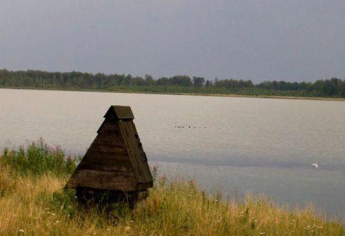 Тукмыш озеро