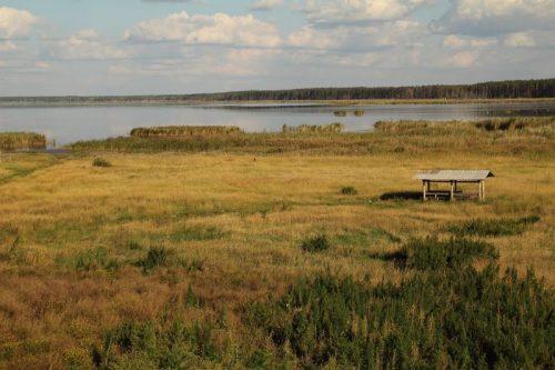 Убиенное озеро