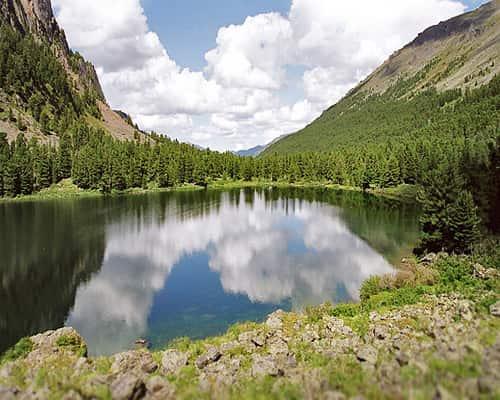 Озеро Уймень