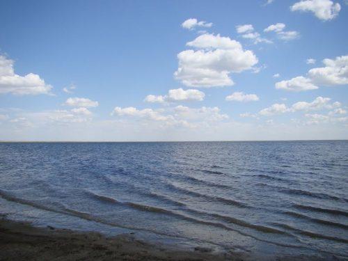 Ульжай озеро