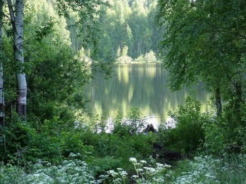 Урманное озеро