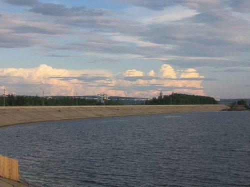 Усть-Илимское водохранилище