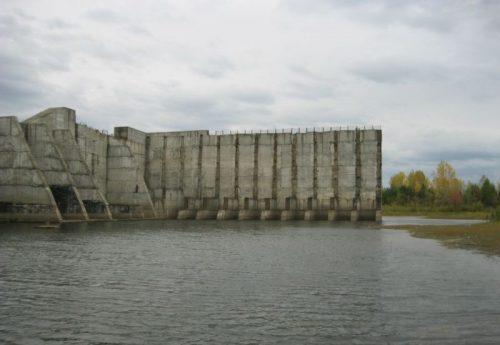 Верхне-Араслановское водохранилище