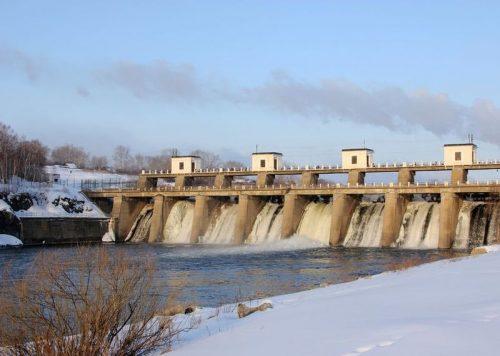 Волковское водохранилище
