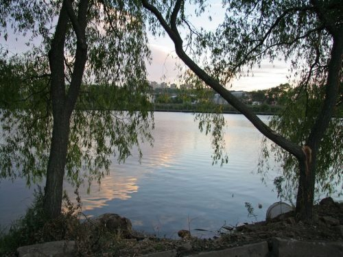 Чан озеро