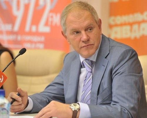 Пресс-конференция Президента ФРСР Андрея Крайнего