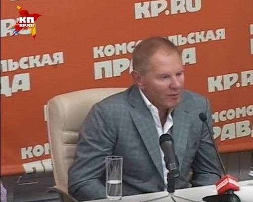 Пресс-конференция Президента ФРСР Андрея Крайнего 10.08.2017