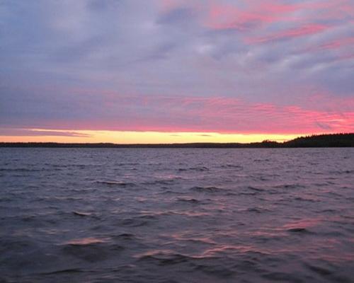 Озеро Большое Харбейты